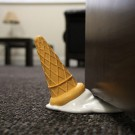 Ice Cream Door Stop