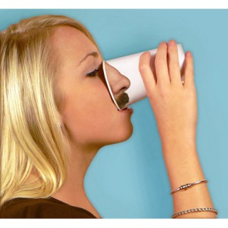 Pick Your Nose Party Cups (24 Pack)