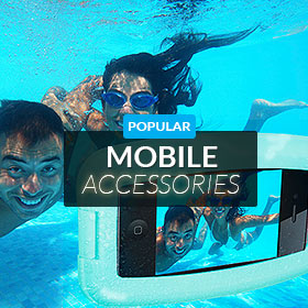 Mobile accessories and gadgets