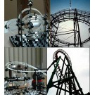 Space Coaster DIY Rollercoaster