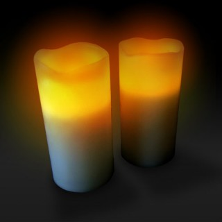 Remote Control Candle Set