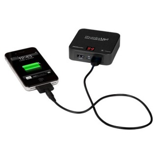 Charges all sorts of gadgets and devices